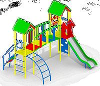 Детский игровой комплекс KB-КВ92