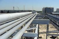 Монтаж трубопроводов индустриальным методом