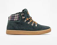 Зимові кеди\взуття Bustagrip - Dude Green Suede (оригінал) (Зимние кеды\ботинки\обувь)