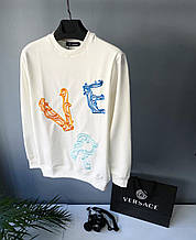 Свитшот в стиле Versace / Турция(размер S,L,XL,XXL)