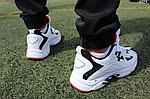 Чоловічі демісезонні кросівки Reebok Dmx (білі) D23, фото 6