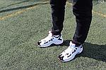 Чоловічі демісезонні кросівки Reebok Dmx (білі) D23, фото 8