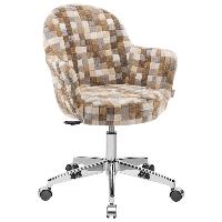 Кресло офисное Tilia Gora Office сиденье с тканью COLOURBOX 7801, фото 1
