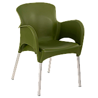 Кресло Tilia Mars хаки, фото 1
