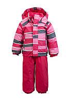 Комплект (куртка, штаны на подтяжках) Lassie TEC Код 713630-3391 размеры на рост 86, 92, 98 см