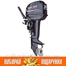 Човновий мотор Parsun Т30BMS  (30 л.с. короткий дейдвуд, винт 12``)