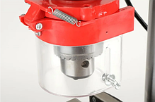Станок сверлильный EURO CRAFT DP201 / 1600вт 16мм +тиски, фото 2