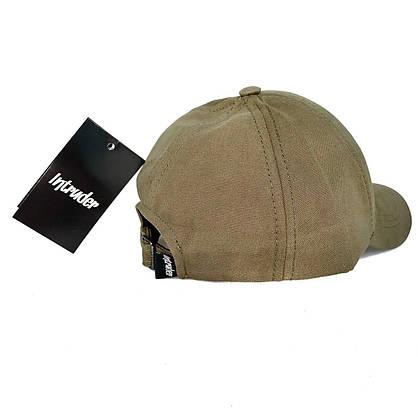 Кепка Intruder мужская | женская хаки брендовая small logo + Фирменный подарок, фото 3
