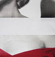 Рулонные шторы ткань Монро