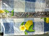 Скатерть-клеенка на кухонный стол из пвх 110-140, фото 8