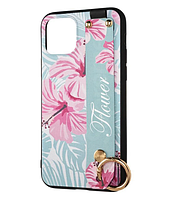Чехол Flower Rope Case для iPhone 8 Blue (айфон 7)
