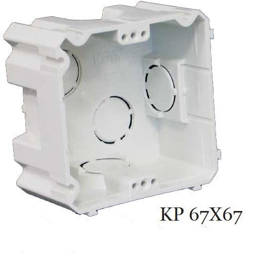 Коробка установочная KOPOS KP 67X67