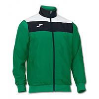 Олимпийка Joma CREW Microfiber зеленая 100235.450
