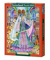 Пазлы Королева на 1500 Элементов