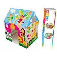 Игровой домик-палатка Intex 45642 Веселый коттедж (95x107x75 см.)