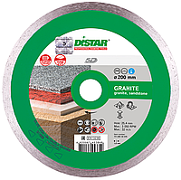 Круг алмазный 125x1.4x10x22.23 Distar 1A1R Granite, фото 1