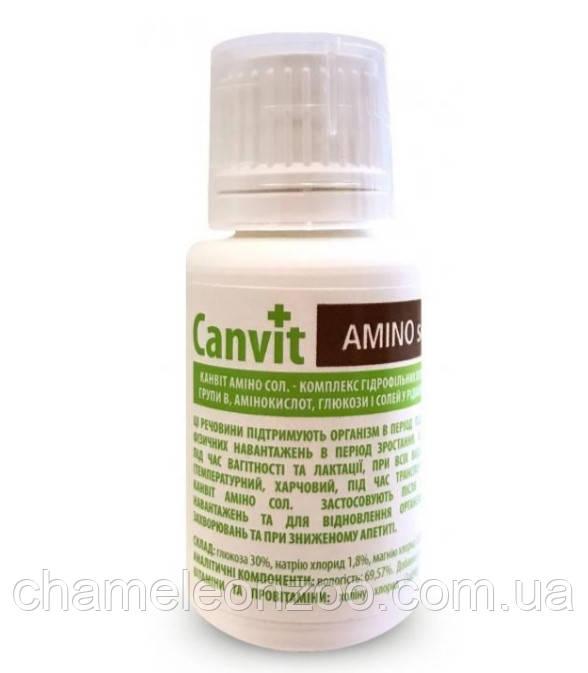 Аминосол 30 мл Biofactory - комплекс витаминов, аминокислот и солей