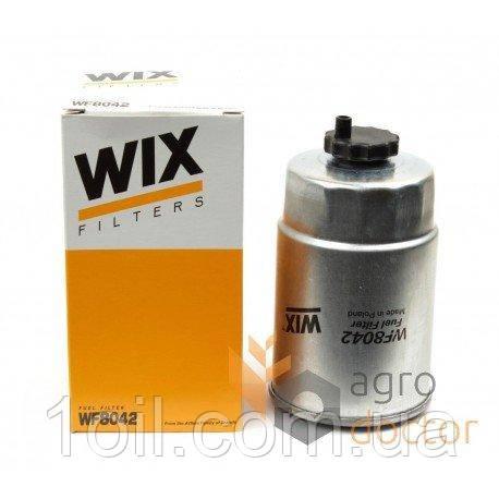 Фильтр топливный  WIX  WF8042 (837)  (аналог KC18)