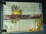 Скатерть-клеенка на кухонный стол из пвх 110-140 , фото 9