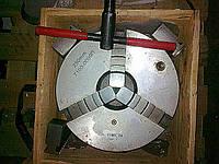 Патрон токарный 3-х кулачковый 7100-0009 D=250 планшайба