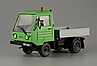 Автолегенды №167 MULTICAR M25 (ГДР) зеленый | Коллекционная модель 1:43 | DeAgostini, фото 3