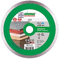 Круг алмазный 250x1.6x10x25.4 Distar 1A1R Granite, фото 1