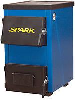 Котел твердотопливный Spark-14 П (с варочной плитой)