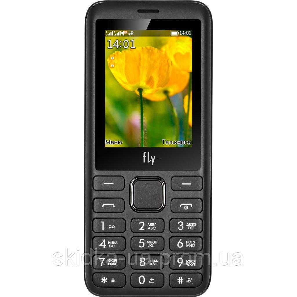 Купить Техника и электроника, Мобильный телефон Fly FF249 Black