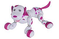 Робот-собака радиоуправляемый Happy Cow Smart Dog (розовый), фото 1