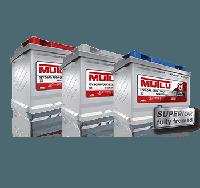 Аккумуляторные батареи MUTLU SFB - Superior Flooded Battery (DIN) LB3.75.072.A