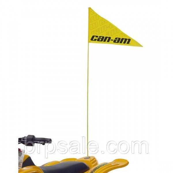 Флаг Can-Am Kit flag polr
