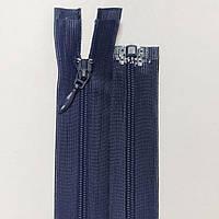 Разъемная молния Cose с автоматическим фиксатором 30, 40, 50 и 60 см, разные цвета Темно-синий, 600