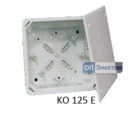 Коробка установочная KOPOS KO 125 E