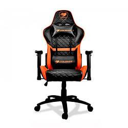 Геймерське крісло Cougar Armor One Black/Orange