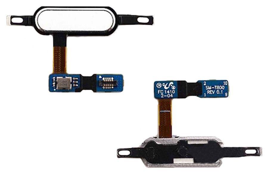 Шлейф Samsung T800 Galaxy Tab S 10.5 / T805 Galaxy Tab S 10.5 с кнопкой Home White