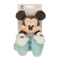 Міккі Маус м'яка іграшка з ковдрочкою