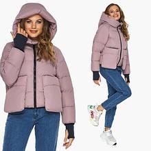 Жіночі зимові куртки молодіжні Braggart Youth