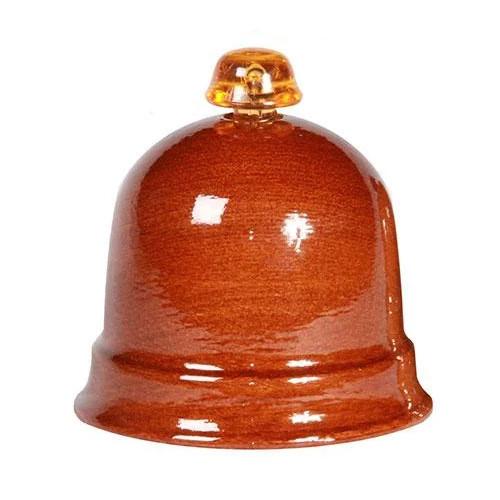 Кнопка вызова официанта RECS R150 «Деревянный колокольчик»