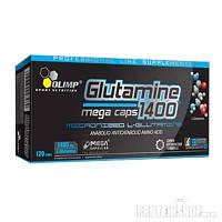 Олімп L-Glutamine Mega 1400 120k