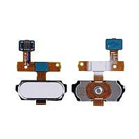 Шлейф Samsung T710 / T715 / T719 Galaxy Tab S2 з сканером відбитка пальця White