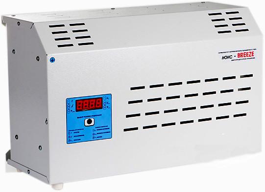 Однофазный стабилизатор напряжения НОНС-6500 BREEZE (6,5 кВа)