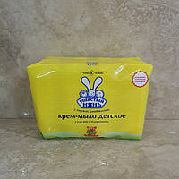 Крем-мыло детское Ушастый нянь с алоэ вера 4х100г