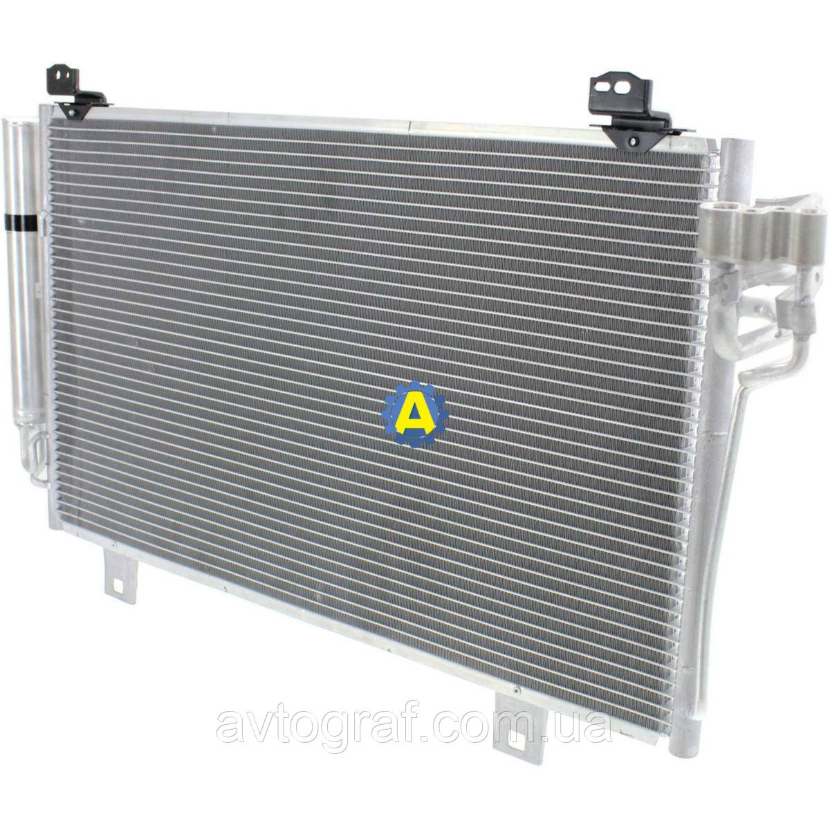 Радиатор кондиционера на Мазда 6 (Mazda 6 ) 2013-2016
