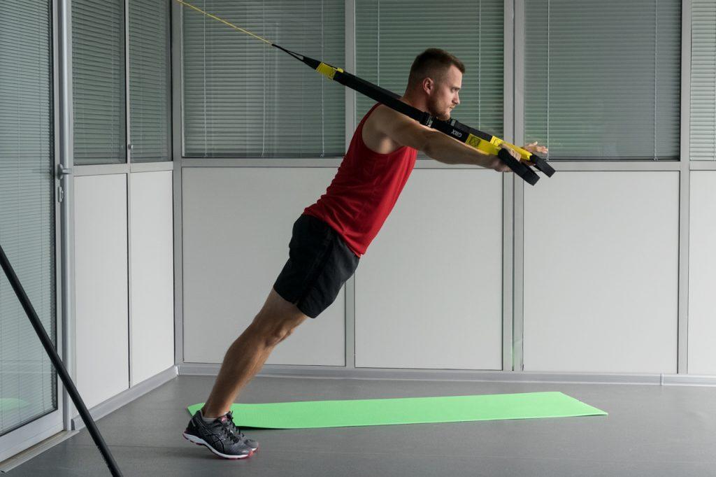 Петлі для функціональної тренування тренінгу 4FIZJO TRX