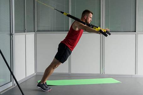 Петлі для функціональної тренування тренінгу 4FIZJO TRX, фото 2