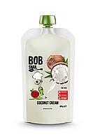 Натуральное фруктовое пюре Bob Snail - Кокос (400 грамм), фото 1