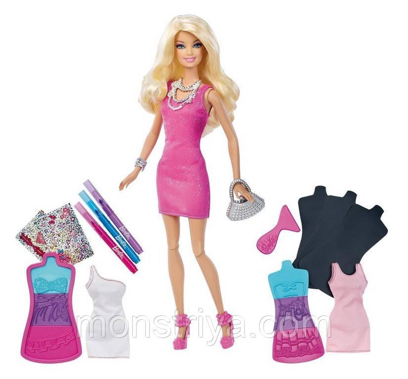 Набор Барби Модная дизайн -студия Barbie