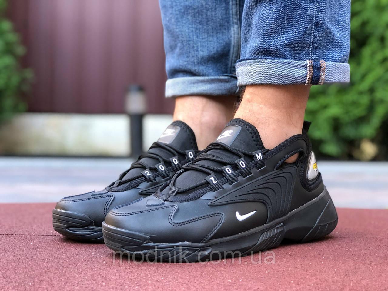 Мужские кроссовки Nike Zoom 2K (черные) 9822