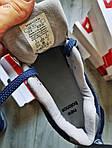 Мужские кроссовки New Balance 991 Blue (синие) Рефлективные 498PL, фото 2