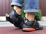 Мужские кроссовки Niке Air Presto (серые) 9834, фото 3